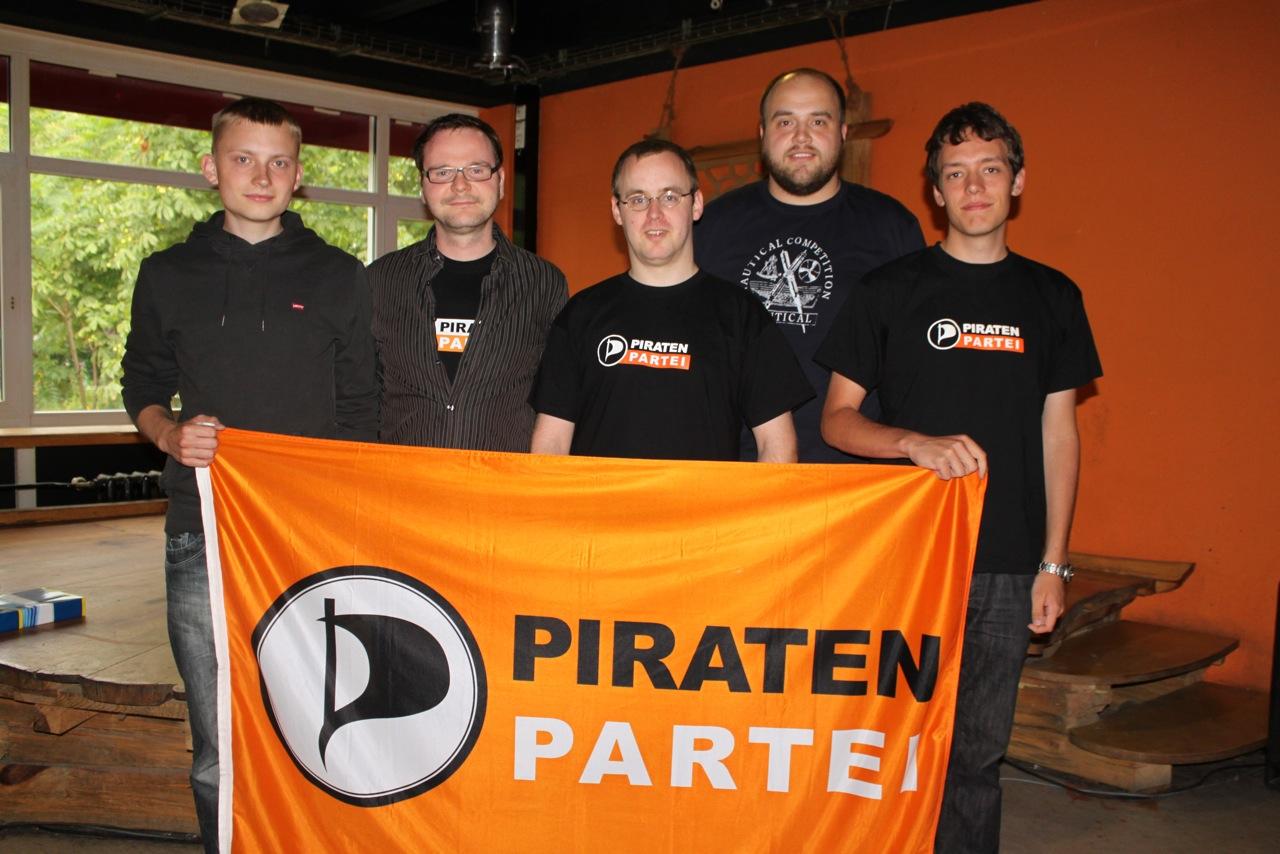 Vorstand Regionalverband Südbrandenburg 2011-2012